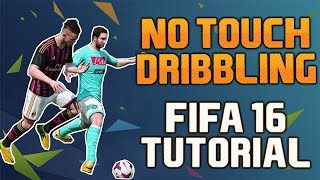 A tutorial on how to use the new No Touch Dribbling feature in FIFA 16! No Touch Dribbling is a really powerful feature, when used correctly, which is why we give you some tips and tricks on how to use it in this FIFA 16 in depth guide. ▼Click here for additional information! :-)In FIFA 16 the power of skillmoves like the stepover and the fakeshot has been reduced, which makes normal dribbling more important. The No Touch Dribbling is an effective way to beat the defender in one on one situations. In this FIFA 16 tutorial we explain to you in depth how and when to use No Touch Dribbling.Other FIFA 16 tutorial videos:FUT Draft Guide: https://www.youtube.com/watch?v=rfiCuPbNI8kRabona Shot Tutorial: https://www.youtube.com/watch?v=2cw_inmUdEUWe were invited to EA in Cologne and were already able to play the full version of FIFA 16 and also capture some FIFA 16 videos.The retail version of FIFA 16 will be released on 24th of September.• Pre-order FIFA 16 and support bPartGaming for free!http://goo.gl/qKCpM1Thanks!• Social MediaFacebook: http://bit.ly/bPG-FacebookTwitter: http://bit.ly/bPG-TwitterGoogle+: http://bit.ly/bPG-Googleplus• SongsThe All Ways - Eyes For YouCall To Attraction - Caught Me Dreaming