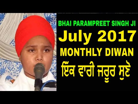 Video Bhai Parampreet Singh Ji Khalsa Nathmalpur Wale full diwan 12- 07-17 download in MP3, 3GP, MP4, WEBM, AVI, FLV January 2017
