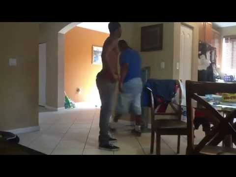 Skinny jeans pisses off Dad