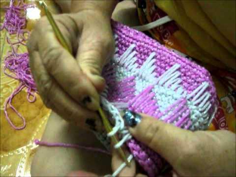 กระเป๋าจากเชือกร่ม - บ้านเชือกร่มขายกระเป๋าถัก เชือกร่มราคาถูก www.houserope.com www.facebook.com/houserope.