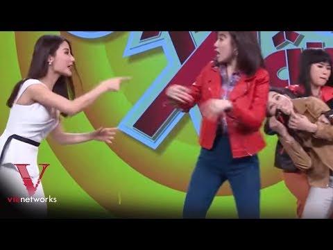 Trường Giang Đau Tim Khi Hari Won Diễn Tả Từ Ngữ Việt Nam | Hài Trường Giang 2018 - Thời lượng: 13:02.