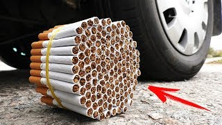 Video EXPERIMENT: CAR VS CIGARETTES MP3, 3GP, MP4, WEBM, AVI, FLV November 2018