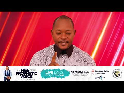 Let's Pray with Pastor Alph Lukau | Monday 28 September 2020 | AMI LIVESTREAM