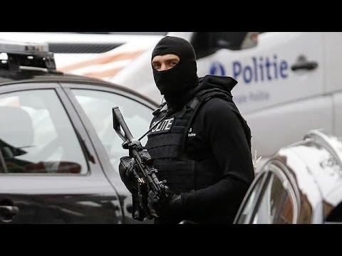 Βέλγιο: Ευρεία αντιτρομοκρατική επιχείρηση