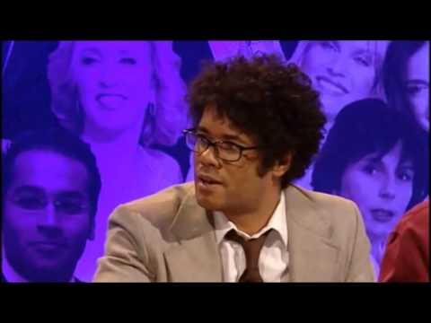 David Mitchell and Richard Ayoade analyse a bad joke