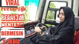 Video Viral perempuan berhijab membawa bis bermesin scania k360ib MP3, 3GP, MP4, WEBM, AVI, FLV April 2019