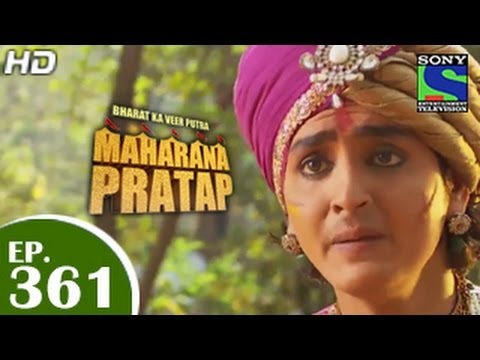 Bharat Ka Veer Putra Maharana Pratap - महाराणा प्रताप - Episode 361 - 5th February 2015