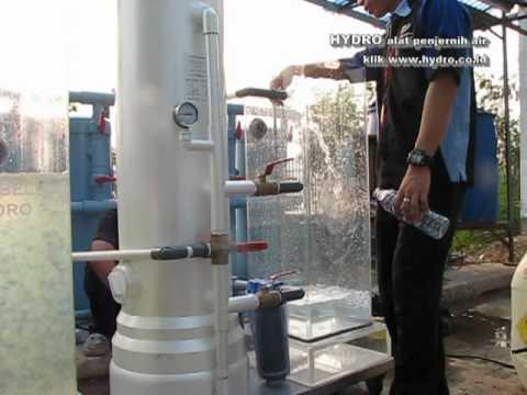 Pelatihan Cara Merubah Air Payau menjadi Air Tawar Layak Minum