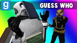 Gmod Guess Who Funny Moments - Attack of the Terminal Book Store! (Garry's Mod) by Vanoss Gaming