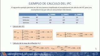 Umh1184 2012-13 Lec010-1 Crecimiento Económico E Inflación