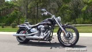 9. New 2014 Harley Davidson FXSBSE CVO Breakout Motorcycles for sale