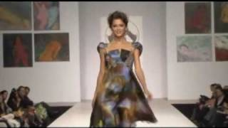 "The Valentine Ryabov Gallery took part in the ""Volvo fashion week"" Moscow (Video)."