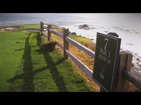 PGA Instructional with Chuck Dunbar at Pebble Beach Golf Links
