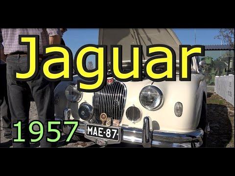 Джагаар 1957 MК1 Олд классик кар-Старые классические автомобили