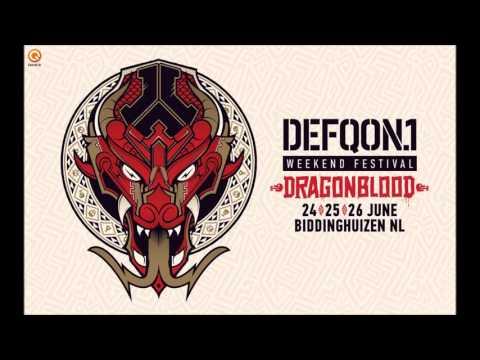 Bass Modulators - Dragonblood (Radio Edit) (DefQon.1 2016 Anthem) [HD]