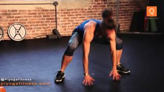 Full Body Circuit Training With Stephanie: Part 1