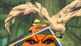 Naruto vs Gaara - English dub