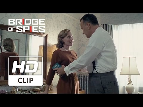 Bridge of Spies (Clip 'I'm Doing This for Us')