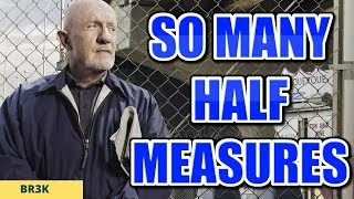 Mike Ehrmantraut Is A Liar! | Half Measure Story #BetterCallSaul