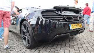 Subscribe NOW to Autospotter15: http://full.sc/11XgwmMDuring Supercar Sunday, I recorded a Mercedes SLS AMG, McLaren 12C and a Porsche 911, all fitted with a Akrapovic exhaust system. In this video, you can see and hear the cars revving loud!Which car sounds best? The SLS, 12C or 911? Please share your opinion in the comments below. I hope you enjoyed watching this video. All feedback on my videos is appreciated. Feel free to like this video, leave a comment, subscribe to my channel and share this video with others! Thanks for watching!JoostGet more Autospotter15:Facebook: https://www.facebook.com/autospotter15