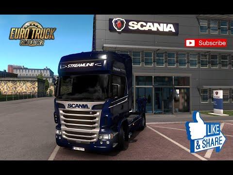 RJL Scania R & Streamline 1.39