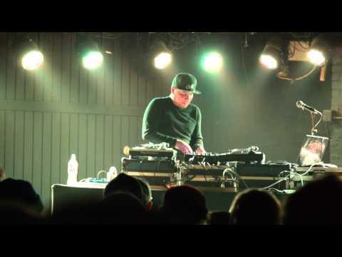 Mix Master Mike @ The Bottleneck, Lawrence, Kansas 2/26/16