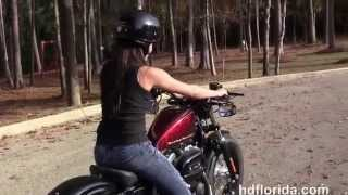 8. New 2015 Harley Davidson Sportster Forty Eight Motorcycle for sale
