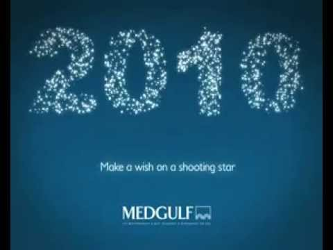 Medgulf Advertising - End of Year 2009 - 2010