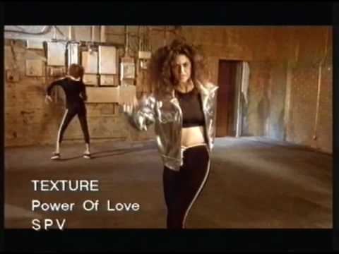 Texture ‎– Power Of Love
