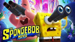 Spongebob's Third Movie Gets A NEW TITLE!