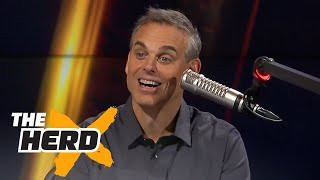 Former NBA VP of Basketball Ops says NBA would alter his decisions - 'The Herd' by Colin Cowherd