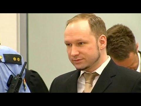Νορβηγία: Εκδικάζεται η μήνυση του Μπρέιβικ περί απάνθρωπων συνθηκών κράτησής του