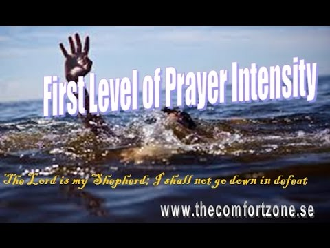 Daily Devotion - First Level of Prayer Intensity(ASK)