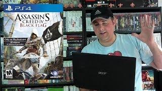 Top Ten Best Selling PS4 Games (Amazon US October 2013 Update)