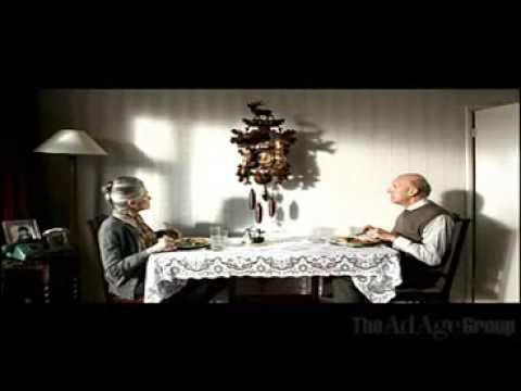 funny VW cuckoo clock ad