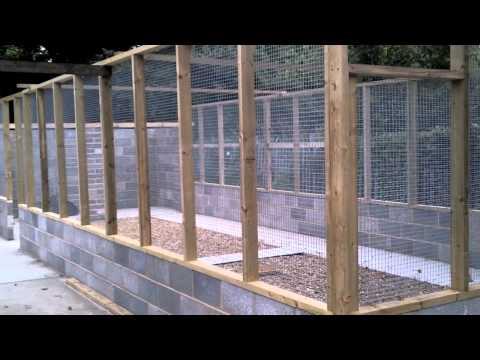 Riverside Animal Centre (New Aviary 2012)