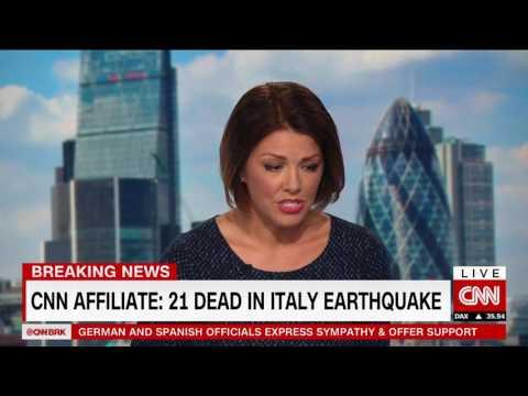 CNN - ITALY QUAKE COVERAGE