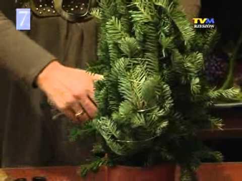 Świąteczne porady florystki