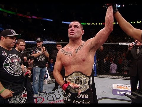 UFC 166: Cain Velasquez and Junior Dos Santos Post-Fight Interviews