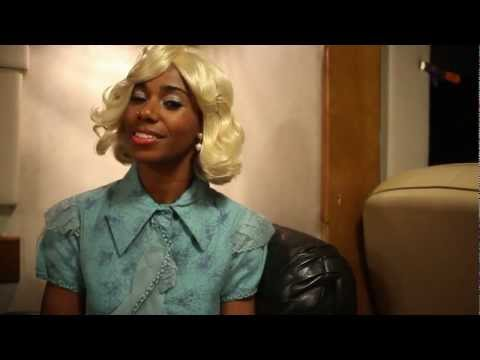 Santigold - The Keepers [BEHIND THE SCENES]