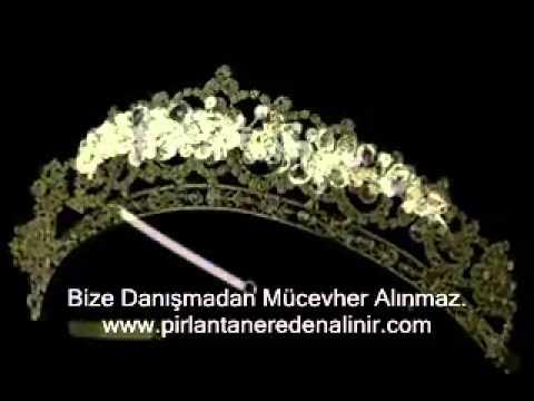 pirlantaneredenalinir.com Roz Diamond 2013 Pırlanta Taç Modelleri, Kraliyet Taçları 13