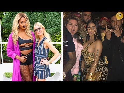 Celebrity Instagrams From Coachella 2018 ( Cardi B, Nicki Minaj,Kylie Jenner,...) ★ Funny Pictures ★