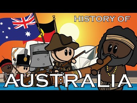 The Animated History Of Australia
