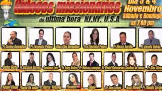 Pastor Moises Campos - Gideões Missionários Da Última Hora USA