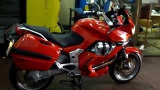 9. Moto Guzzi Norge 1200 GT 8v