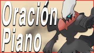 Oración Piano Cover - Pokémon: The Rise of Darkrai by HoopsandHipHop