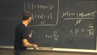 Statistics 21 -  Lecture 17