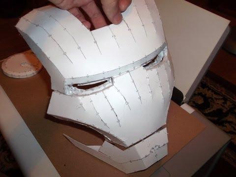 Как сделать из бумаги человека своими руками