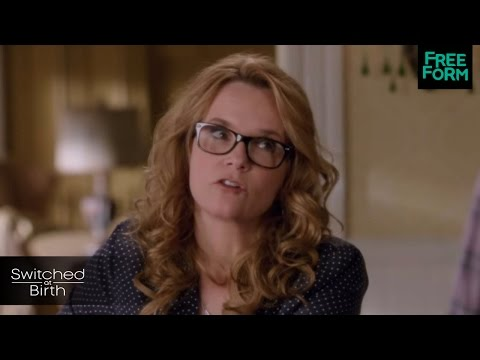 Switched at Birth 3.14 (Clip 'Kathryn's Controversy')