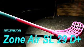 Underbart snygg innebandyklubba från Zone, denna med 29 flex och ett extra tjockt skaft!
